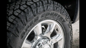 Toyo Open Country C/T 35x12.5 R17 brand new