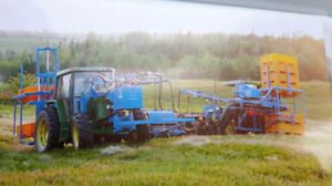 Braggs Blueberry Harvesters