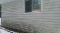 Cottage Exterior Cleaning
