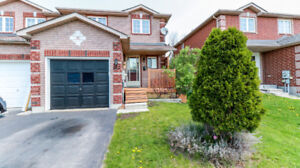 Two-Storey Townhouse in Family Neighbourhood