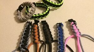 Paracord bracelets Cambridge Kitchener Area image 4