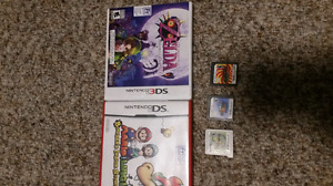 3ds games and ds games