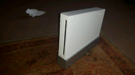 Nintendo Wii and games with skylander