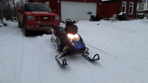 07 summit with electric start