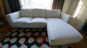 COVERS for ikea Norsborg sofa combination