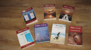 ROMANS DE MARC LEVY