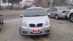 2007 Pontiac Wave BEAUTIFUL VEHICLE WITH LOW MILAGE Sedan