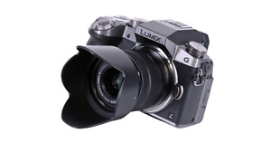 Looking for a Panasonic G7