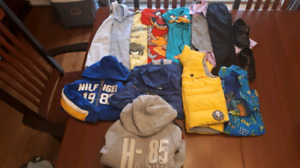 Boys 4/5T Clothing Lot $35 firm
