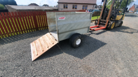 2018 quad atv logic livestock trailer chequered floor trailer