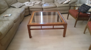 Coffee table in fair condition
