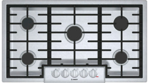 "BOSCH 800 SERIES 36"" GAS COOKTOP"