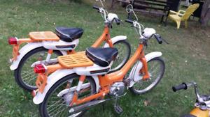Honda PC 50 Mopeds All original