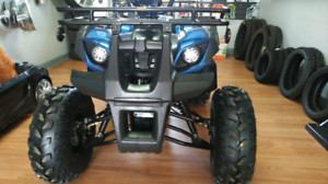 NEW 2019 TAO MOTORS 125 GRIZZLY ATV!! AS LOW AS $37 BIWEEKLY!!!!