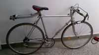 Clasic 10 speed bike all crome