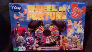 Disney's Wheel of Fortune great for Christmas Kitchener / Waterloo Kitchener Area image 1