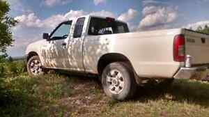 1999 frontier 2wd.trade for jeep