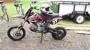 Motocross mxr
