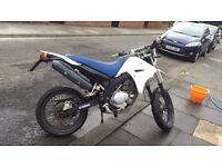 Xt 125cc swap or cash offer