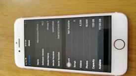 iPhone 7 64gb rose gold