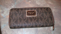 Authentic Michael Kors Wallet – good condition some scratches