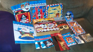 Pirate  Birthday Partyware