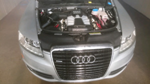 2011 AUDI A6 SLINESUPERCHARGED MINT CONDITION