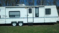 32 ft Travel Trailer