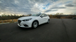 2014 Mazda 3 GS winter+ summer wheels