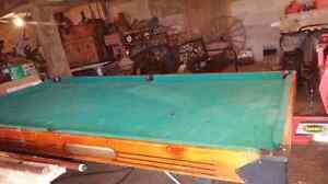 Pool table Belleville Belleville Area image 2