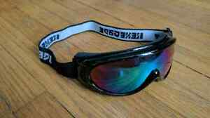 Children's kids snow goggles, snowboarding or skiing