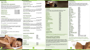 Graphic Design - Brochures, Business Cards, and more!