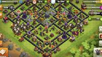 Clash of Clans Account - TH 10 Level 115 - Max troops