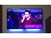 """Faulty 60"""" Panasonic smart tv"""