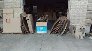 MOVING BOXES - $1 EACH London Ontario image 1