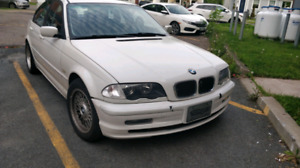 1998 bmw 323 i sold as is