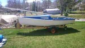 14 foot sale boat, has everything, great project!