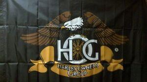 "Harley-Davidson 60"" x 36"" Flag - NEW Kitchener / Waterloo Kitchener Area image 1"