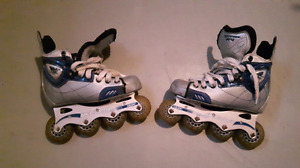 CCM Vector SP4 Performance Inline Skates - Size 1