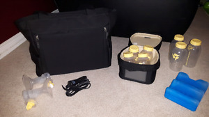 Medela Pump In Style Advance - only used for 3 days!!