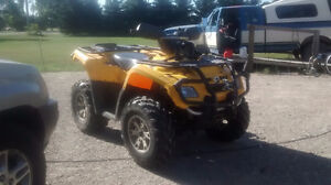 2006 can am outlander 400