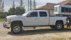 2012 2500HD duramax lifted LTZ