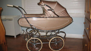 BABY CARRIAGE - GENDRON - VINTAGE