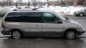 2003 Ford Windstar Limited Camionnette