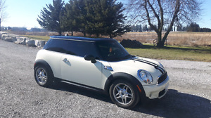 2008 mini cooper S cert and etested