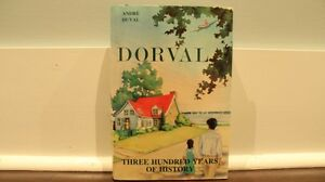 Dorval Three Hundred Years of History (1989) West Island Greater Montréal image 1