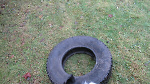 Used Tire - 15 in - ONE only