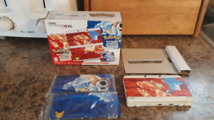 20th Anniversary Pokemon Nintendo 3DS XL System With 2 Games!