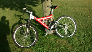Supercycle XLT 21 DS teen mountain bicycle