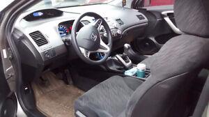 2007 Honda Civic Coupe (2 door)